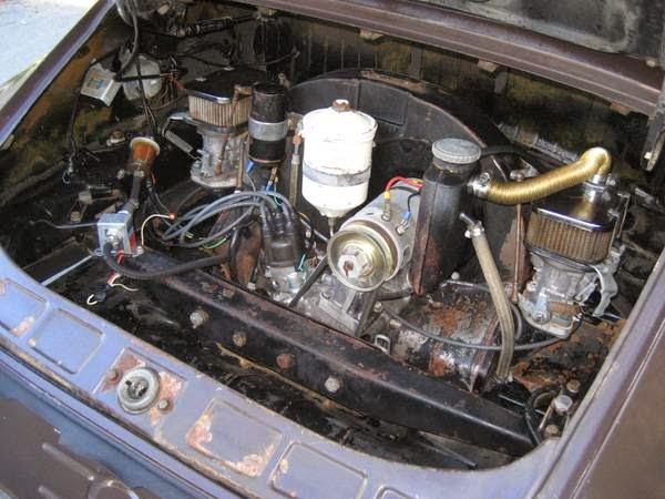 1967 Porsche 912 Coupe For Sale Buy Classic Volks