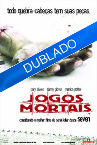 Poster do Filme Jogos Mortais 1