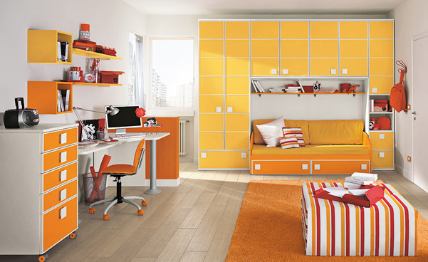 Couleur peinture pour chambre adolescent id es d co pour - Couleur peinture maison moderne ...