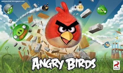 إدراج جزء من التراث العربي في لعبة Angry Birds + دعمها للغة العربية
