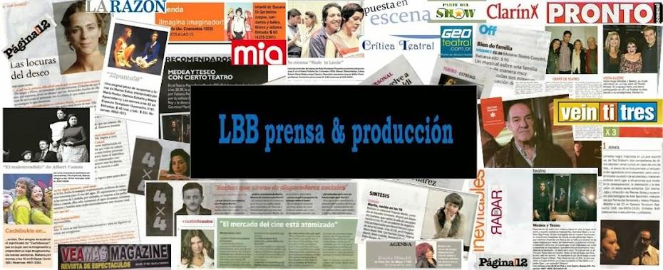 LBB Prensa & producción