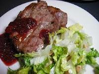 Μπριζόλες με σάλτσα οριεντάλ