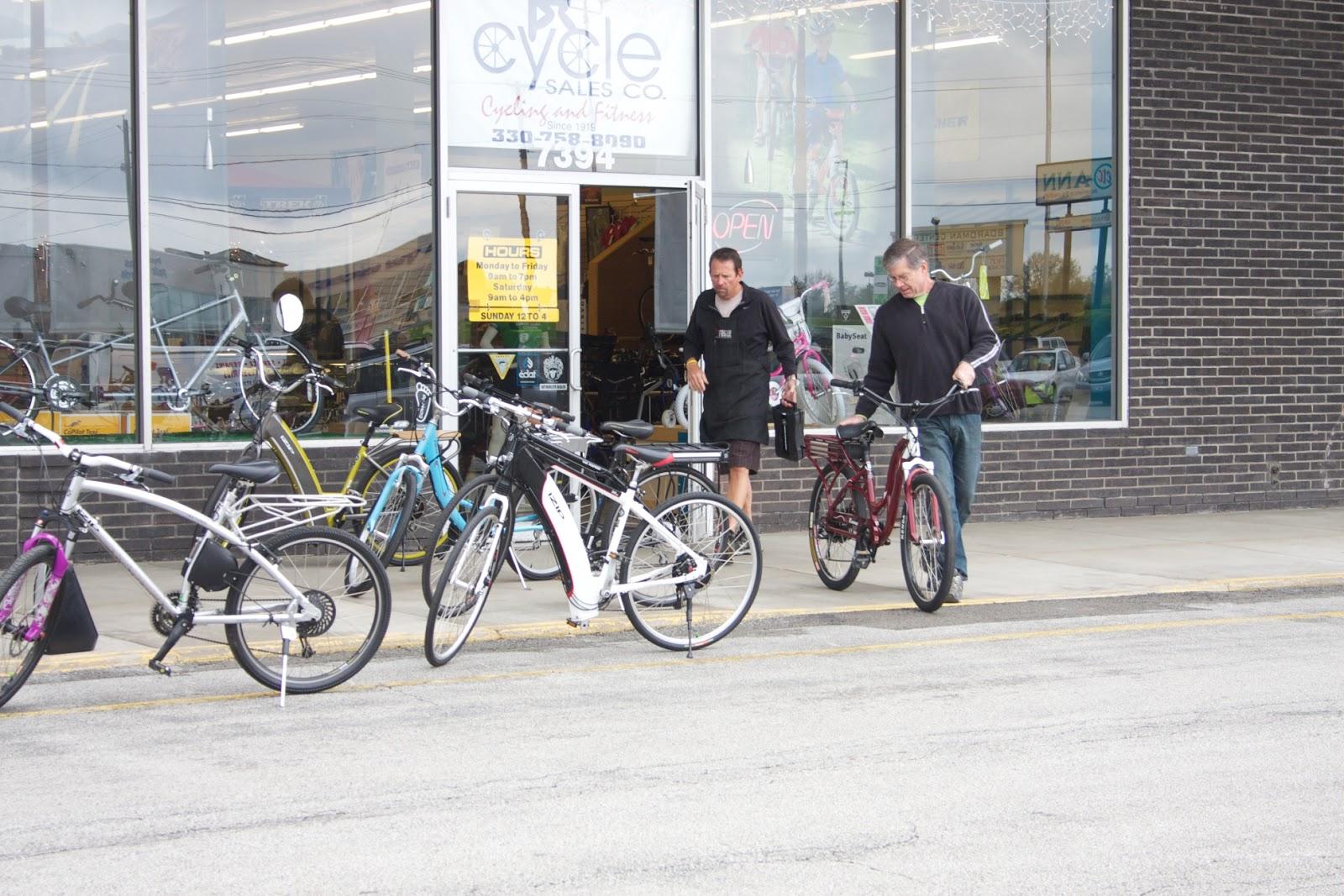 Izip Road Trip Cycle Sales Boardman Oh