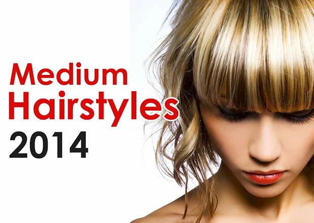 hairstyles 2014 medium
