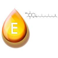 Формула витамина Е (токоферола)