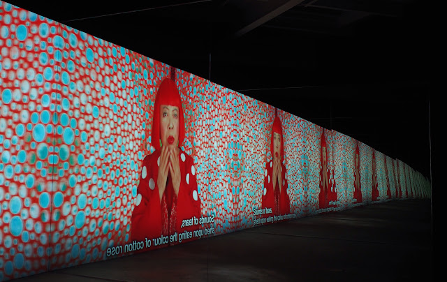 Infinite Kusama III, Manhattan Suicide Addiction, 2013