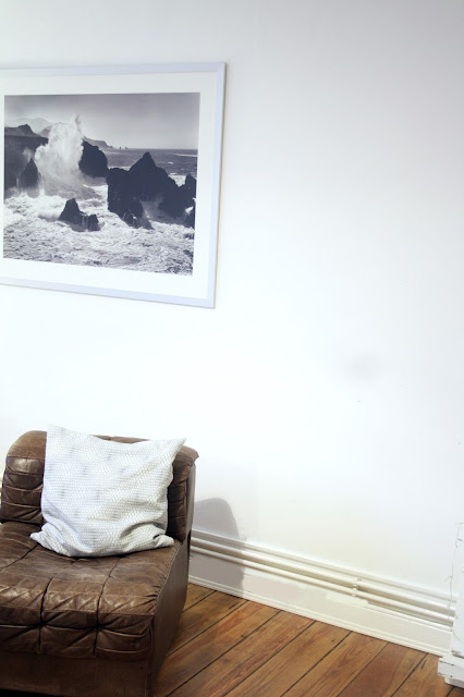 Interior Blog Fleur et Fatale:  Nordic Minimalismus trifft Vintagewärme