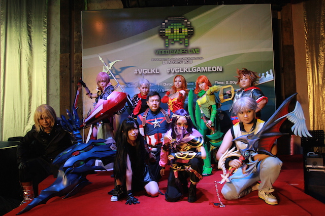 Video Games Live 2015 Brings the Largest Regional Cosplay Competition to Town