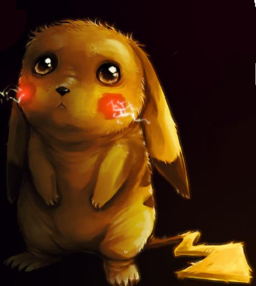 كبيكاتشو انا لحزني كهرباء