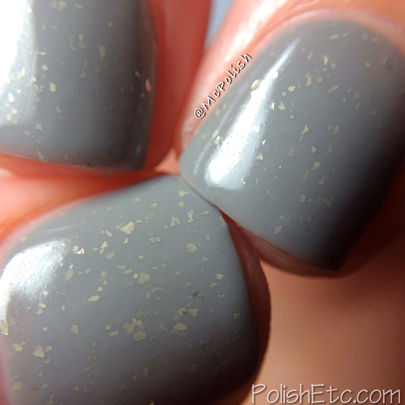 Takko Lacquer - Physical Graffiti - McPolish - Macro