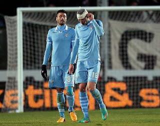 inovLy media : Lazio Kalah Telak, Petkovic Minta Maaf