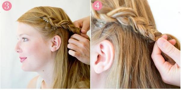 Idee de coiffure pour cheveux long pour tous les jours coiffure pour une soiree pyjama liste hnouh - Salon de coiffure place ste foy ...