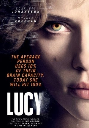 Sinopsis Film Lucy (2014)
