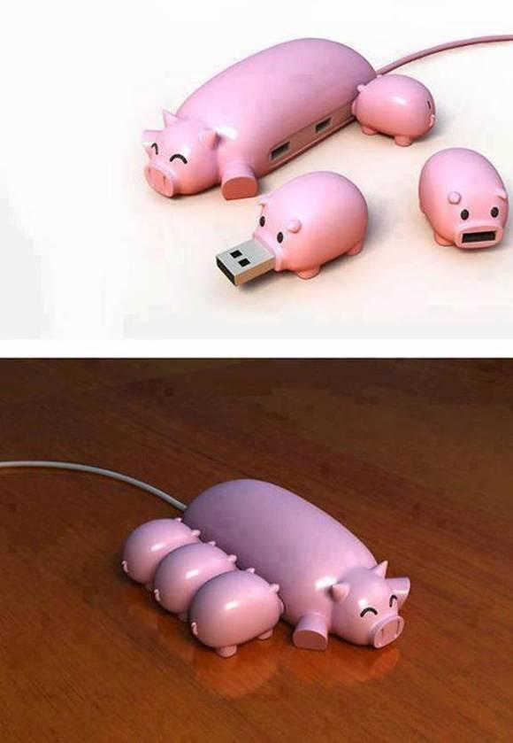 Cool USB Hub