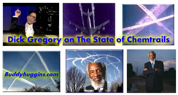 Chem trails dick gregory