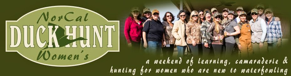 Novice Women's Duck Hunt