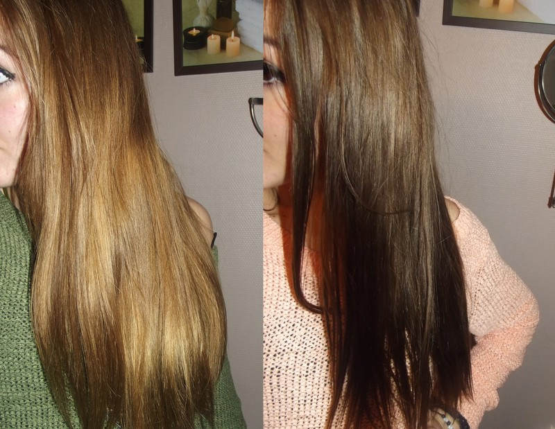 couleur cheveux orofluido #4