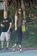 Kourtney & Khloe Kardashian @ Jenner Productions' office in Woodland Hills