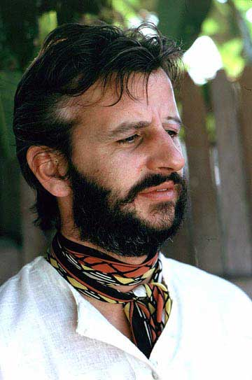 Musician Singer Songwriter Actor Born Richard Starkey On July 7 1940 In Liverpool England Known For His Easy Going Personality Ringo Starr First