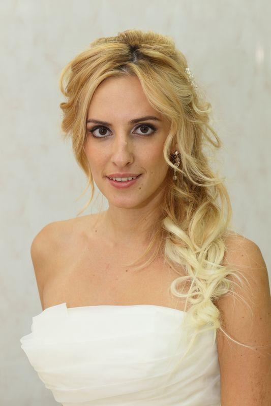 Свадебное платье Ольги Агибаловой