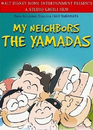 Gia Đình Yamada - My Neighbors The Yamadas (1999) Vietsub