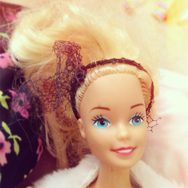 80's Barbie