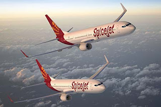 Spicejet Connects Sharjah With Lucknow, Varanasi