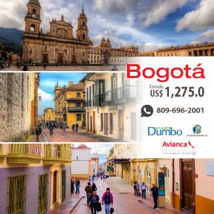 Tours para BOGOTA