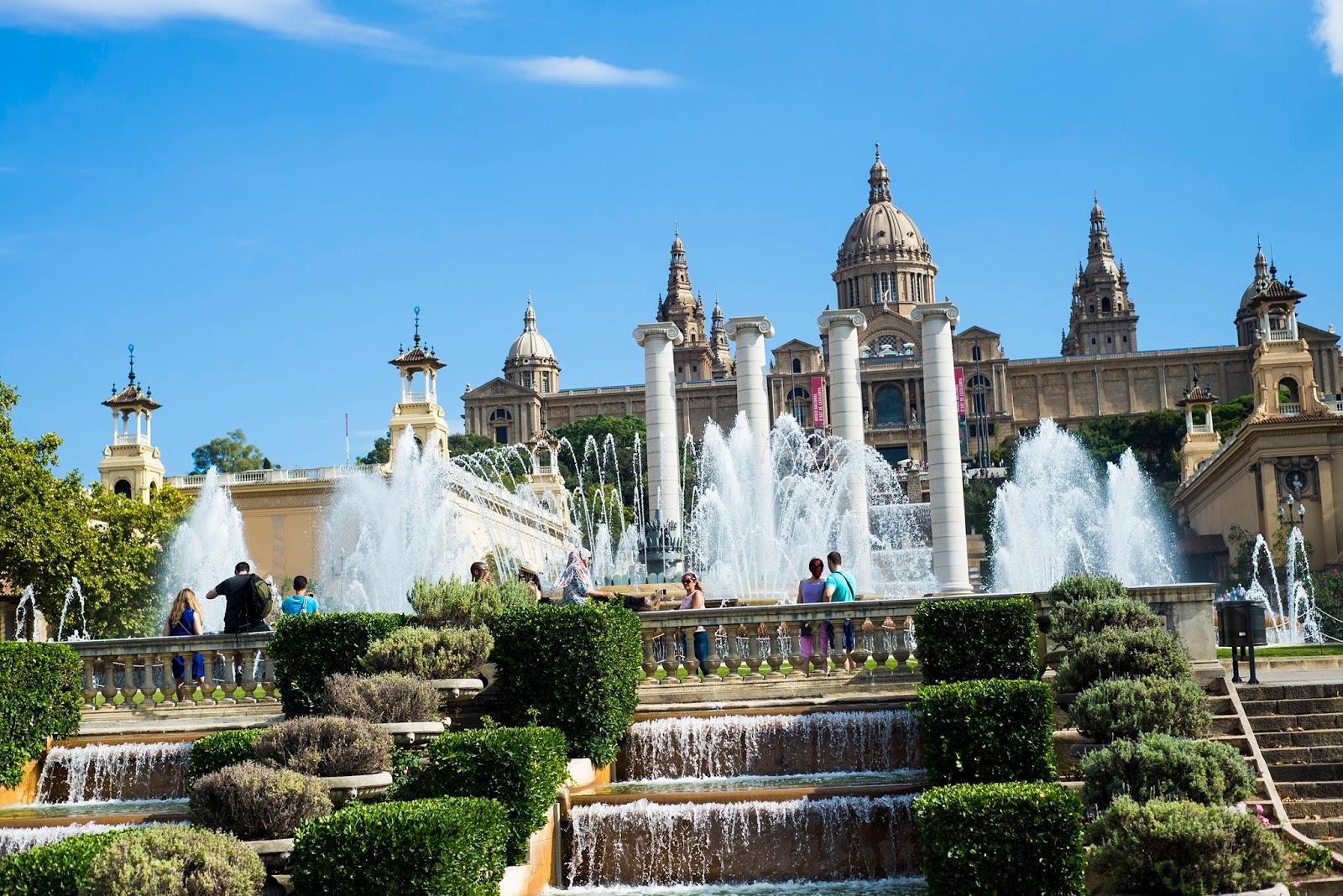 Vacation: Barcelona, Spain