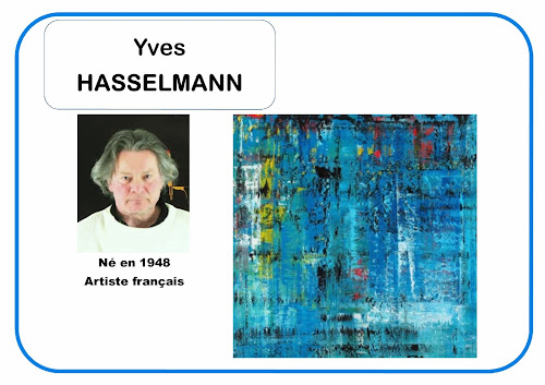 Yves Hasselmann - Lisière et reflet en MS