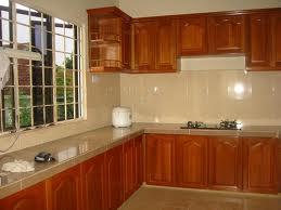 Pine Kitchen Cabinets Idea White Appliances