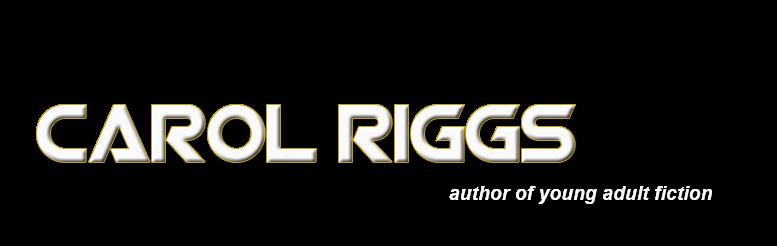 Carol Riggs, YA author WEBSITE