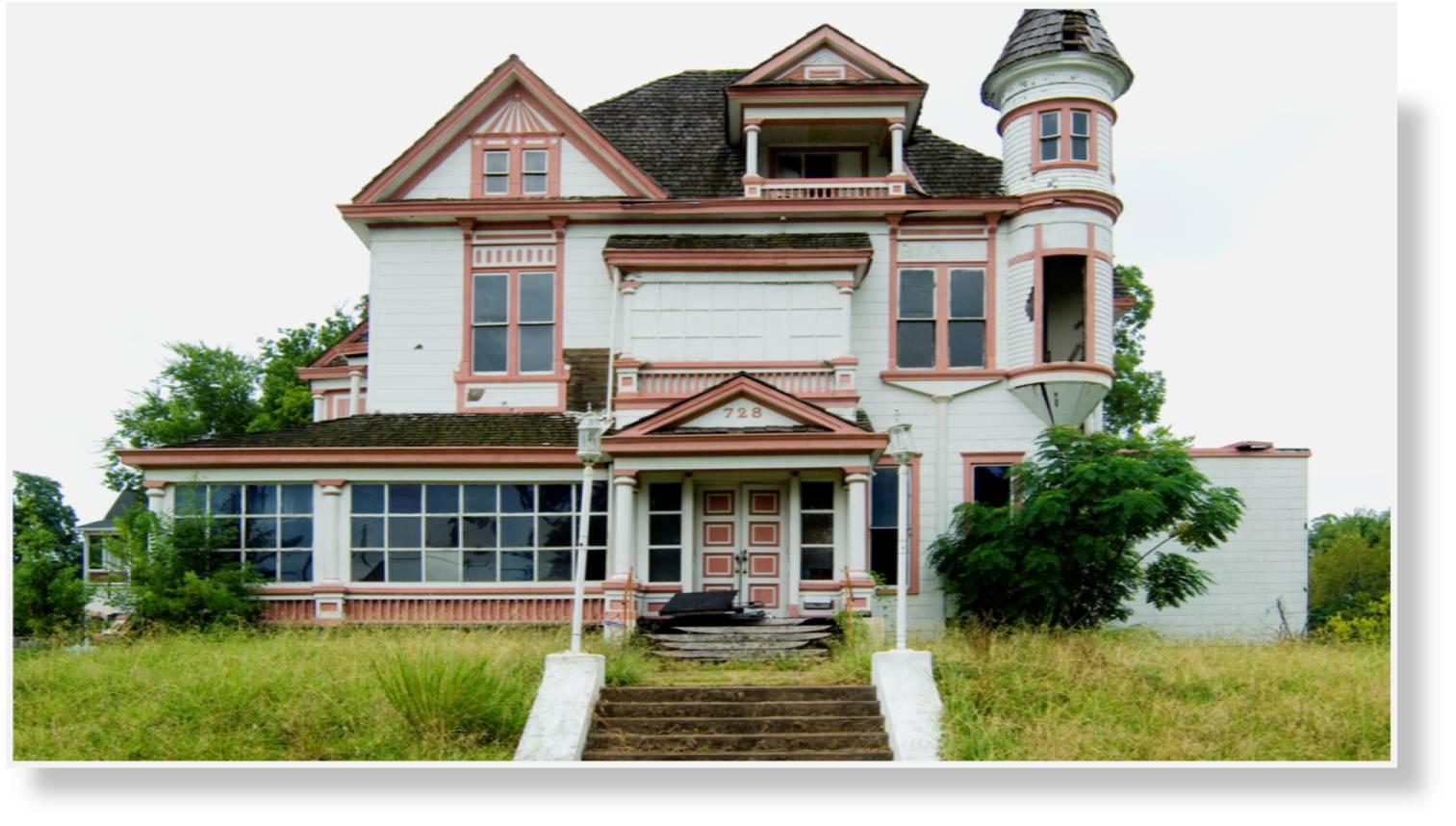 Endangered Louisiana Ogilvie Wiener House 1889