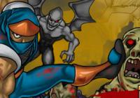 Ninja vs Zombies 2 | Toptenjuegos.blogspot.com