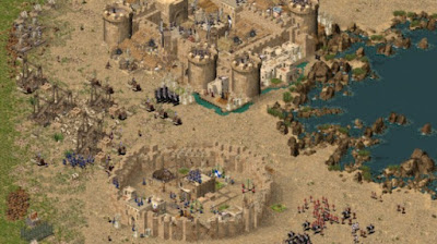 Stronghold Crusader 1 Gameplay Youtube