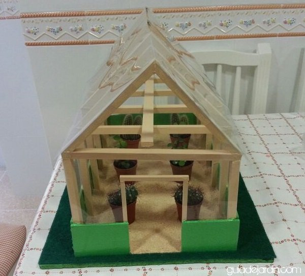 Construir un invernadero preparaci n guia de jardin for Como disenar un vivero
