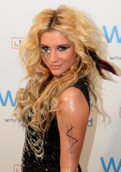 Kesha Tattoo On Wristjpg
