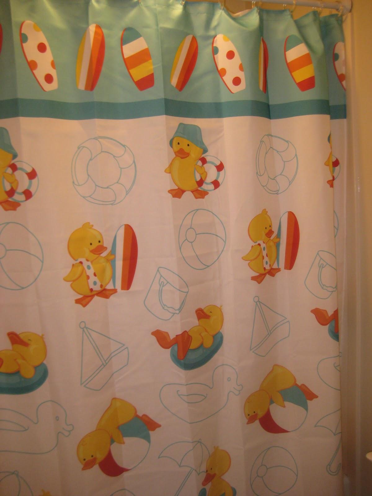 Doodles and Doilies: Kid\'s bathroom art decoration