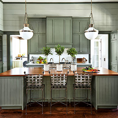 Southern living 39 s 2013 idea house modern diy art designs for Southern living kitchen designs