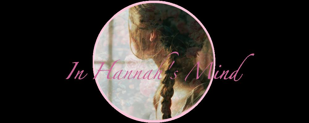 In Hannah's Mind
