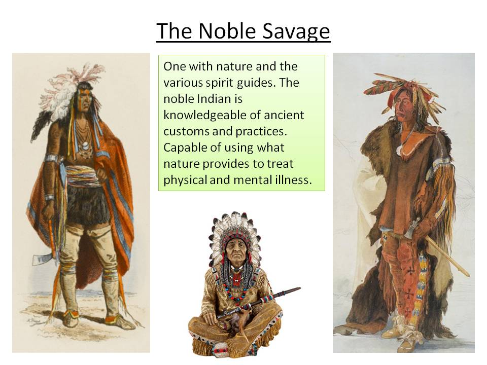 noble savage essay