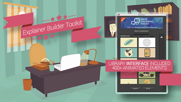 VideoHive Explainer Builder Toolkit
