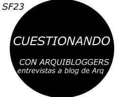 Entrevistas a Bloggers Arq