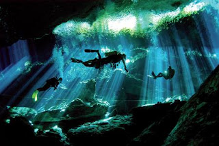 3 Cave Diving 10 of the Worlds Most Dangerous Sports