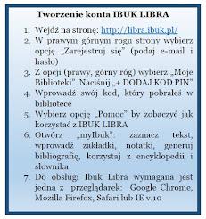 Jak założyć konto IBUK Libra