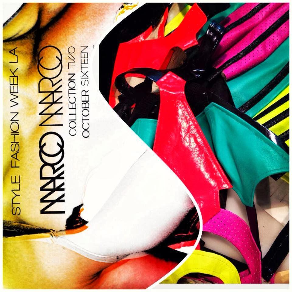 Rhea Litre 39 First Post Marco Marco Style Fashion Week La