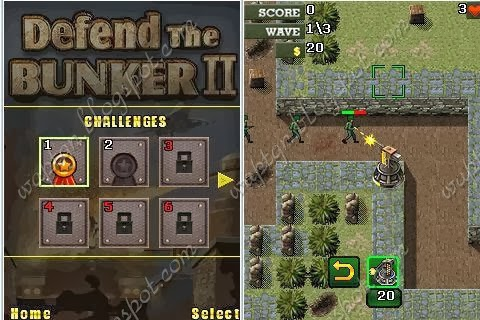 Bunker Defense - Free online games at