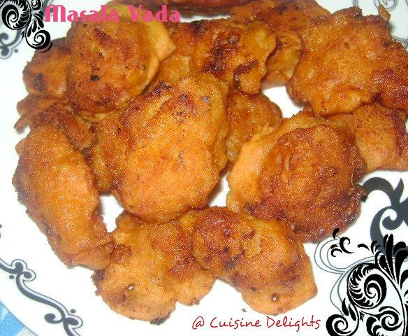 Cuisine delights: Daler Bora (Spicy Lentil Fritters)