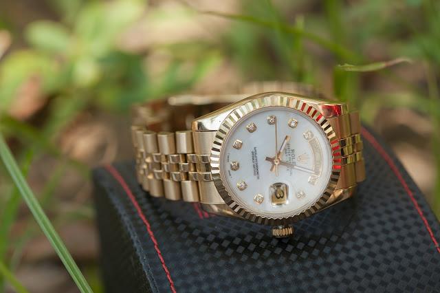 Đồng hồ cơ Rolex R131