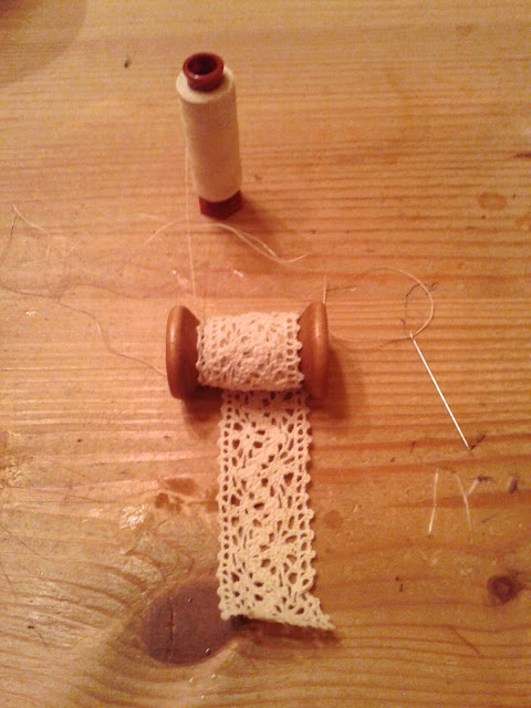 lace spool